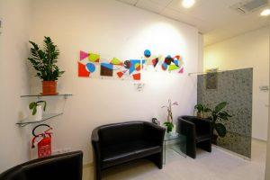 Sala d'aspetto Geco gestione condomini Prato