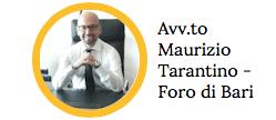 Avv.Maurizio Tarantino